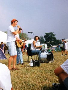 Anthony & Martin Wilson of Sublime, Greenbelt 1991
