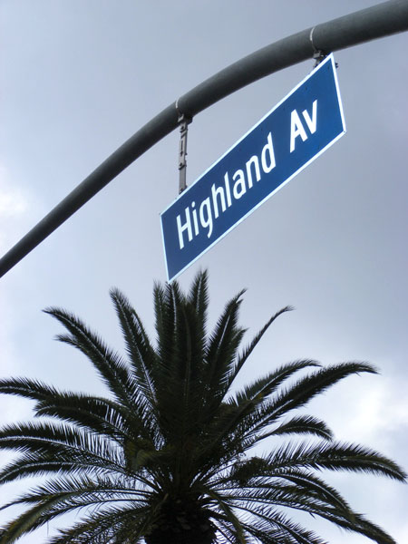 Hollywood & Highland, L.A.