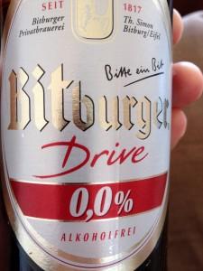 Bitburger Drive 0% alcohol